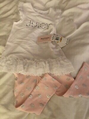 girls juicy couture Two Pices Age 3 Gorgeous Bnwt