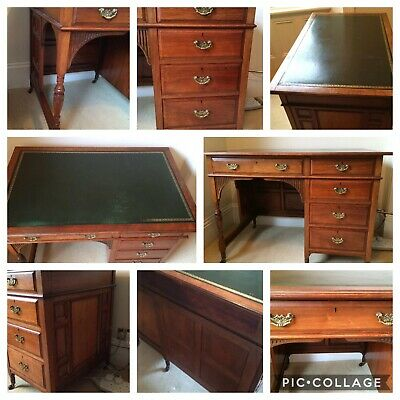 Edwardian Ladies Writing Desk