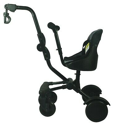 Englacha Uptown Rider -Fitting on all strollers and buggies
