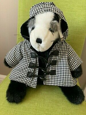Perey Brocklehurst The Badger Country Folk Toys Dora Designs Soft Toy Door Stop