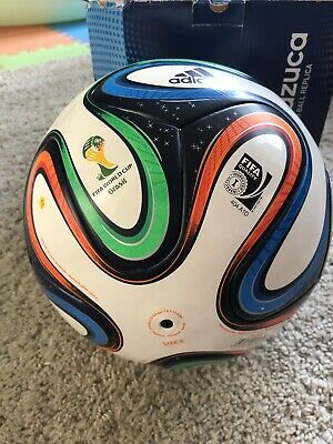 Fifa World Cup 2014 Brazuca official Replica Match Ball - Boxed - Not Kicked