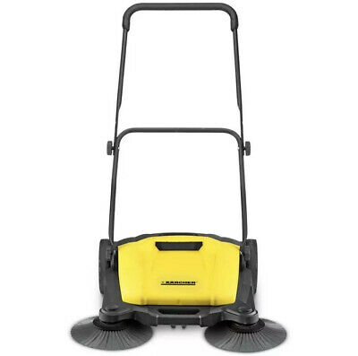 Karcher S 650 2 in 1 Push Floor Sweeper