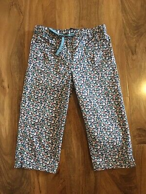 Mini Boden Girls Long Shorts Age 10 Years Vgc