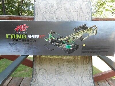 PSE Fang 350 XT crossbow new in the box