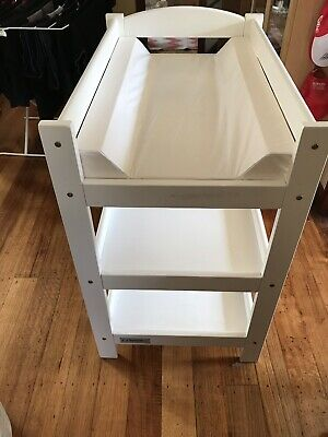 Baby Change Table - Tasman Eco Change Table With Changing Mat