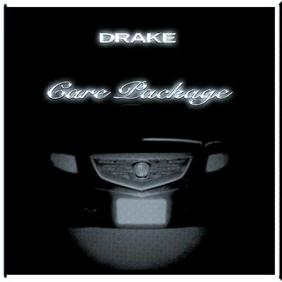 Drake - Care Package CD Mixtape