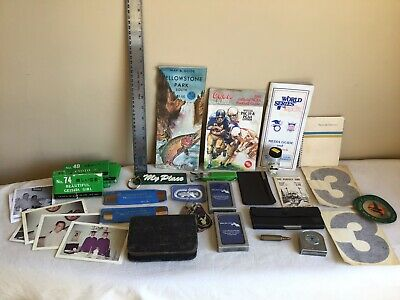 Vintage Estate Junk Drawer Lot Grandpa Estate Finds 2lbs Of Smalls For Resale