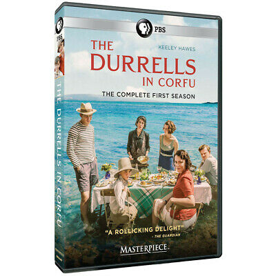 The Durrells in Corfu: The Complete First Season -  DVD Region 1 (US & Canada)