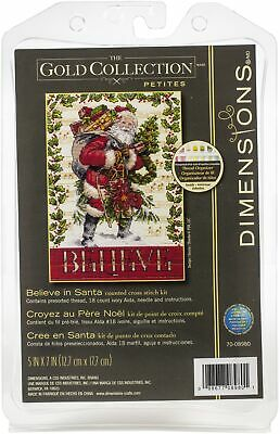 Dimensions 6955 Gold Petite Warm /& Fuzzy Counted Cross Stitch Kit