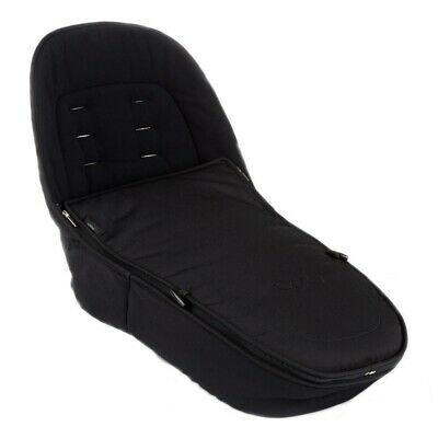 Apple To Pear Icandy Footmuff Black