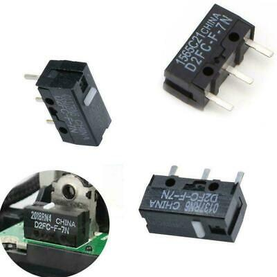 10PCS Micro Switch Microswitch For OMRON D2FC-F-7N Mouse D2F-J Microswitch Z9U5
