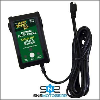 Battery Tender 12V Motorcycle Battery Charger - AGM, Gel, Lead Acid, Lithium