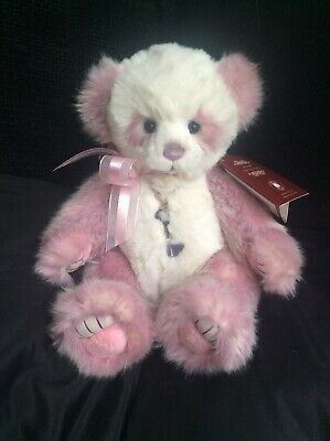 Charlie Bears Kay Secret Collection