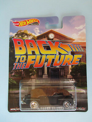 Hot Wheels Premium *Back To The Future* Ford Super De Luxe New!
