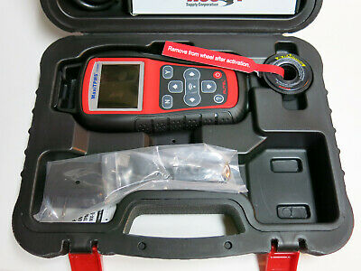 AUTEL MaxiTPMS TS508 Diagnostic Scanner Code Reader Activate tire pressure reset