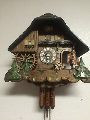 Cuckoo  Clock 1 Day with Musical