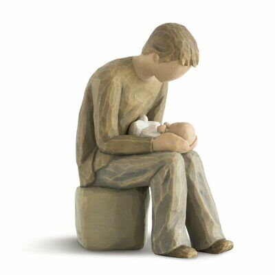 Willow Tree New Dad Relationship Figure