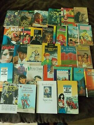 Lot De 8 Livres Romans Jeunesse Ado Adolescents 12 Ans