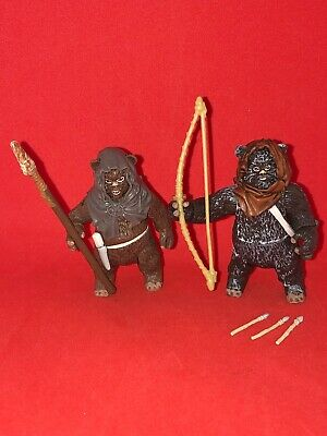 STAR WARS 30TH ROMBA THE EWOK LOOSE COMPLETE