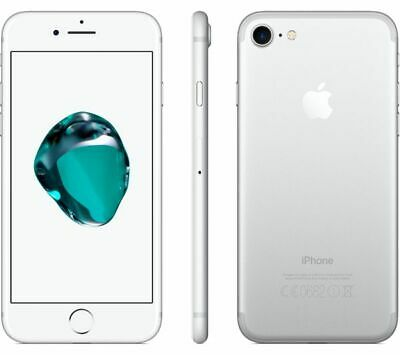 Apple iPhone 7 - 32GB - Silver (T-Mobile) A1778 (GSM) Scratch & Dent