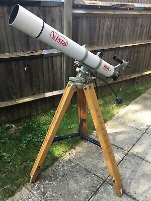 Vixen Custom 80mm Telescope and Tripod