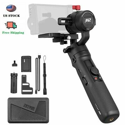 Zhiyun Crane-M2 3-Axis Gimbal Stabilizer for Mirrorless Cam Smartphones & Action