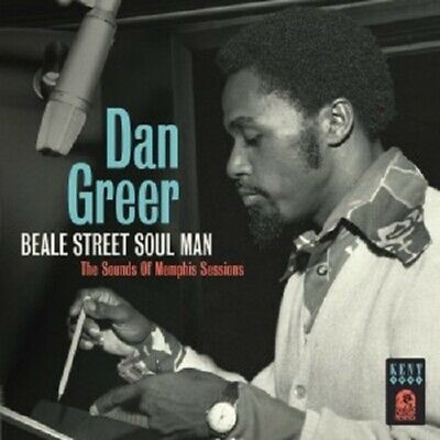 Dan Greer - Beale Street Soul Man:the Sound Of Memphis Sessions Cd Soul Pop Neuf