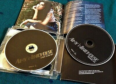 """Amy Winehouse """"Back to Back"""" The Deluxe Edition ( Special Edition) with Bonus CD"""