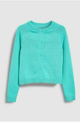 VGC Girls NEXT soft buttoned cardigan size 8 Years