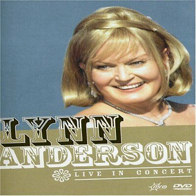 LYNN ANDERSON -  LIVE IN CONCERT 2004 - DVD - Female Country Music -  ALL REGION