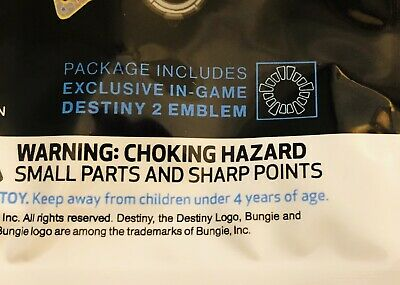"PAX West 2019 Destiny 2 Shadowkeep Emblem Code ""Second Mark Of The Collector"""