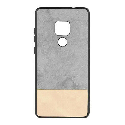 Shockproof Matte Phone Case Cloth Fabric Covers SIMPLE For Huawei Mate 20X