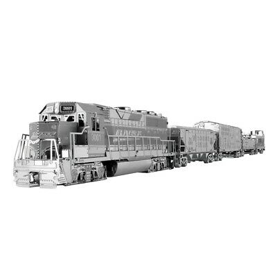 """Five Piece Museum Quality Freight Train Set - 17"""""""