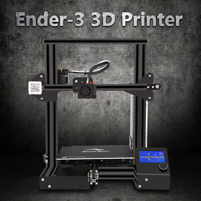Creality Ender-3 V-slot  Prusa I3 DIY 3D Printer Kit 220x220x250mm Printing AU