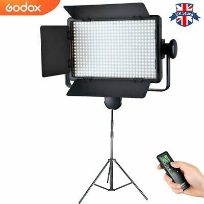 Godox LED500W 5600K White Version LED Video Continuous Light with 2m light stand