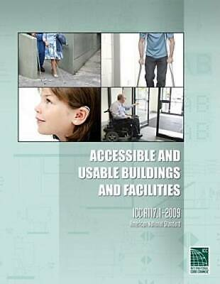 ICC A117.1 2009 Accessible and Usable Buildings and Facilities