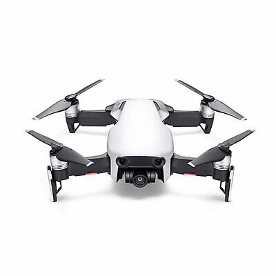 DJI Mavic Air Fly More Kameradrohne 4K HDR 12MP Multicopter Quadrocopter Weiß