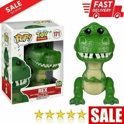 FUNKO POP! TOY STORY 4 REX Vinyl Action Figures Collectible Hot Topic