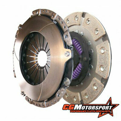 CG Motorsport BMW 5 Series E34 525i&525d All 09/90 On Dual Friction Clutch Kit