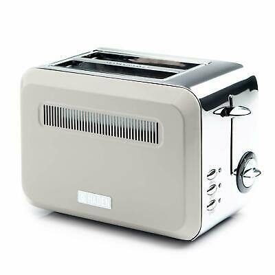 Haden 189707 Cotswold 2 Slice Toaster, Putty