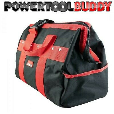 Makita P-46305 16'' Tool Kit Bag Heavy Duty Red And Black
