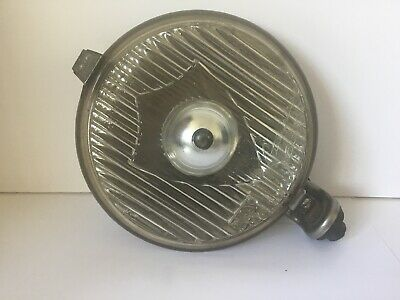 NOS WIPAC Stainless 650  SPOT LAMP STAINLESS STEEL S5