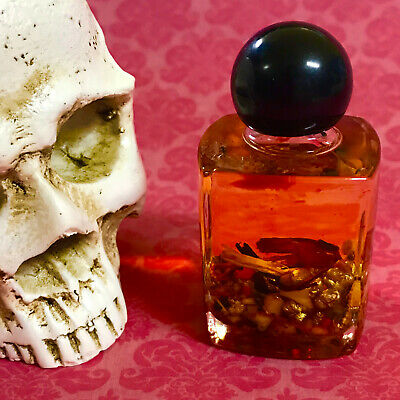Love Drops - Witch Artisan Oil 12 ml - Wicca Spell witchcraft