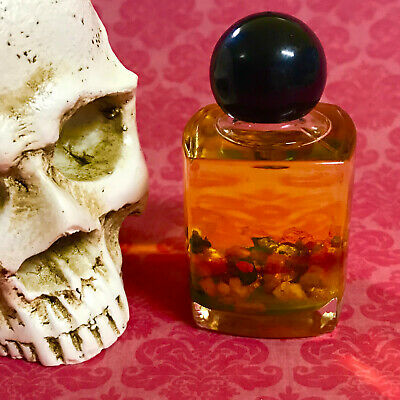 Find a job - Witch Artisan Oil 12 ml - Wicca Spell witchcraft