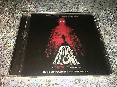 Never Hike Alone Soundtrack  Friday The 13th Jason Voorhees A Fan Film cd