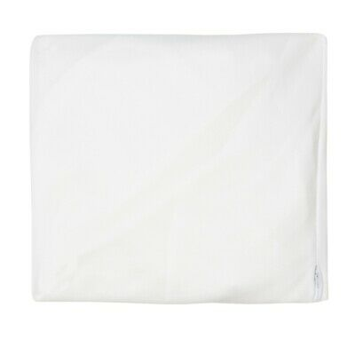 Zippered Pillow Cover - Replacement Pillow Case for 8 Inch Back Wedge