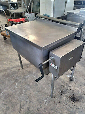Tgse-2430-9  Used  Legion Gas Tilting Skillet Includes Free Shipping