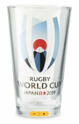 Rugby Japan World Cup 2019 Official Pint Glass In Box