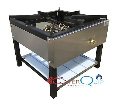 32 Jet Stock Pot Cooker Heavy Duty For Commercial Use