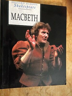 Macbeth (Oxford School Shakespeare),William Shakespeare, Roma Gill